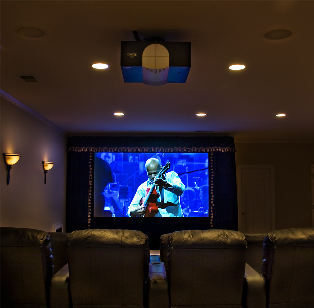 Home Theater/ Rec Room
